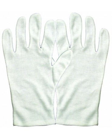 Cotton Knitted Inspection Glove 1