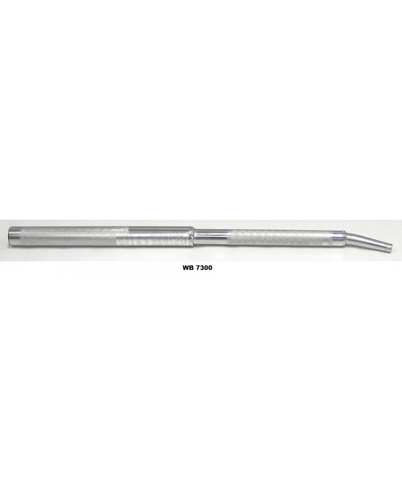 Winch Bar - Chrome Plated