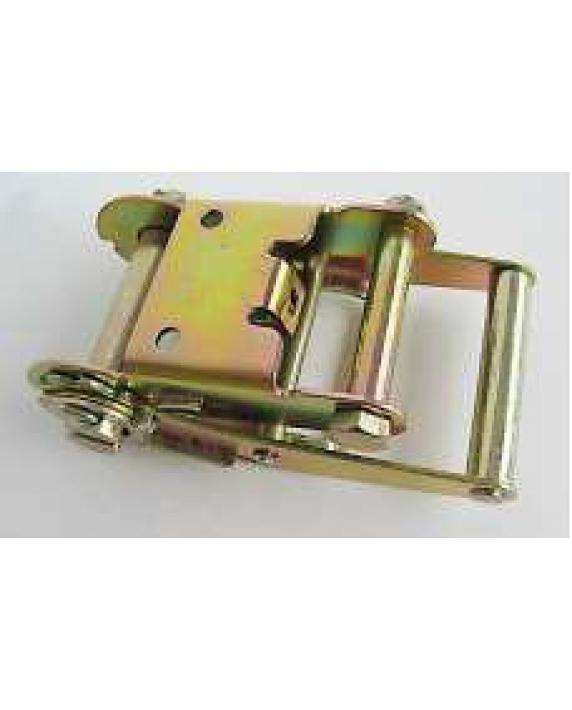 """2"""" Ratchet Buckle with 2 Holes"""